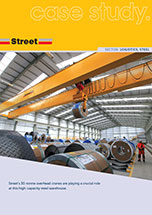 logistics and steel industry case study
